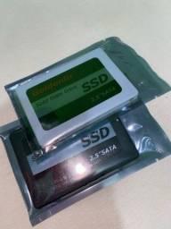 SSD 256GB/360GB Novo Lacrado Super Barato !!!