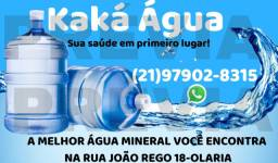 Água Mineral de Qualidade Galão de 20 litros de água mineral com melhor preço