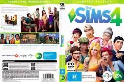 Título do anúncio: The Sims 4 Físico (lacrado)