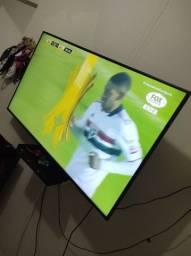 TV Samsung 55 polegadas sem nem um defeito..