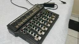 Mesa de som Arcano ARM-SBK com 7 canais