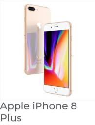 Apple iPhone 8 Plus Dourado(novo) não troco