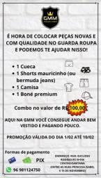 COMBO 100 reais