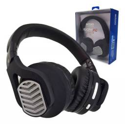 Headphone Fone De Ouvido Bluetooth Exbom Hf-570bt Sem Fio