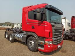 Título do anúncio: Scania R470 6x2 ano 2010/11