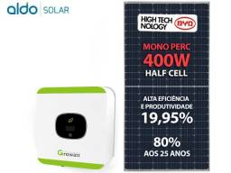 Kit Gerador energia solar