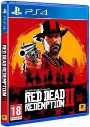 Red Dead Redemption 2 - PlayStation 4 - Jogo em Mídia Física