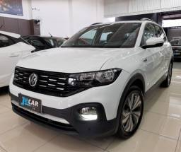 Título do anúncio: Volkswagen T Cross T CROSS 1.0 200 TSI TOTAL FLEX COMFORTLINE AUTOMATICO