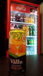 Freezer visa cooler porta de vidro - Coca Cola 410lt