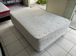 Maxflex cama queen size semi nova