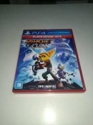 Ratchet Clank Ps4 (Novo)
