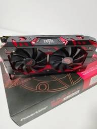 RX 580 8gb Red Devil