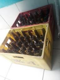 Vende duas caixas cerveja