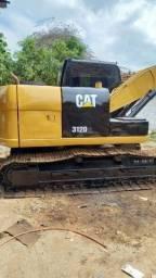 Escavadeira CAT 312 com 4.890h