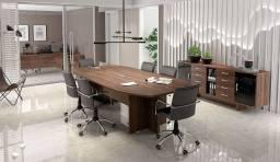 Móveis para escritório ergonomicamente sofisticados
