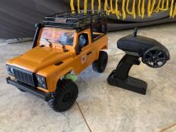 D90 Crawler - Carro 4x4 de Controle Remoto