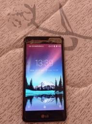 LG K4 Smartphone