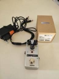 Pedal compressor