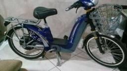 Bicicleta Elétrica Deus Sol