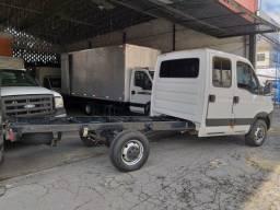 Iveco 35s14hdcd Cabine Dupla Wagner Veículos