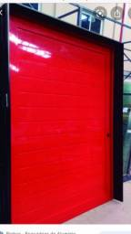 Trabamos com pintura de portão janela e fachadas e etc...