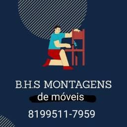 MONTADOR DE MÓVEIS.