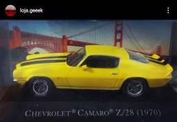 Miniatura American cars Chevrolet Camaro Z28