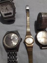 Relógios Citizen antigos