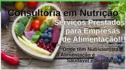 Nutricionista Consultoria em Serviços de Alimentação