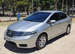 Vendo este lindo Honda city automático completo IPVA total pago placa Mercosul