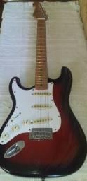 Guitarra pra Canhoto SX Vintage Series