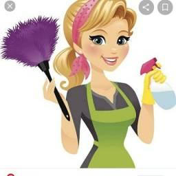 Procuro trabalho de serviços gerais em lojas, apartamentos,SUPERMERCADOS e etc