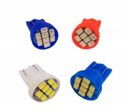 Título do anúncio: Pingo T10 com 8 Chip de led (1pç)