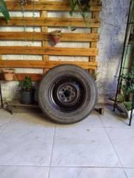 Roda pneu Kombi