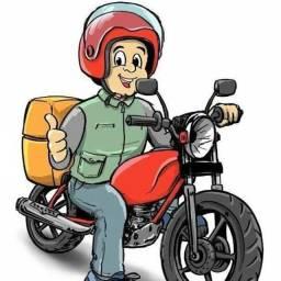 Procuro vaga como moto entregador