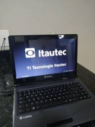 Notebook Itautec zerado