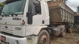 Caçamba Ford Cargo 4331s