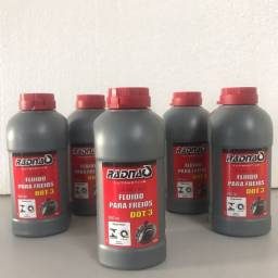 Título do anúncio: kit 5 fluido de freio dot 3.0