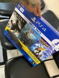 PlayStation quatro novo