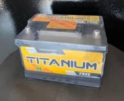 Bateria 60 ah livre de manutenção apenas R$ 190,00 ligue