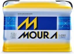 Bateria em 10x  no cartão Garantia 24 meses