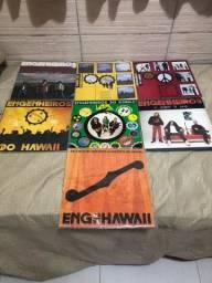Engenheiros do hawaii - LP - coleção