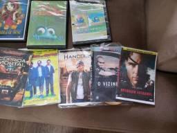 DVDs diversos