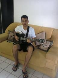Aula de guitarra on line