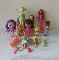 Lote de bonecas Fada