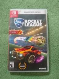 Rocket league jogo Nintendo switch versão colecionador +1 skin