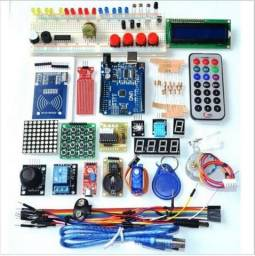 Kit Arduino Avançado Completo