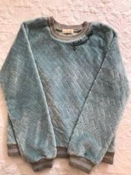 Blusão Infantil Kukiê - TAM 10