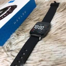 Haylou LS02 SmartWatch Lacrado Original