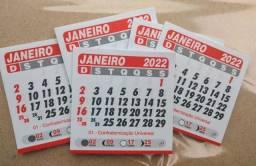 Mini calendário 2022